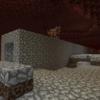【MinecraftPC版】Part200 拠点からジャングルまで ネザー鉄道建設