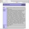 phpinfo()っぽいイースターエッグ、PHP Credits