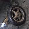 #バイク屋の日常 #ヤマハ #マジェスティー125 #タイヤ交換 #DIY
