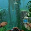 STEAMゲーム:Subnautica 神秘的だが恐ろしい深海探索ゲーム。