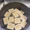 カンタンな高野豆腐と洋風大豆煮。