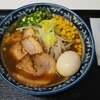 長野県の特製濃厚味噌カレー麺