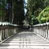 【おそとのええとこ】行く雲のように、天に近付く【奈良-生駒市・宝山寺】