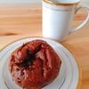 2019/11/06  コーヒーとマリアージュ ロイズのチョコパン