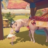 My Time at Portia 日本語 23日目 マクドナルドの馬小屋修理!動物小屋を立てよう!