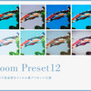 【Lightroom】無料で高品質なフィルム風プリセット12選