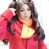 遠坂凛・UBWの赤ピーコート製作メモ