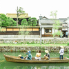 岡山観光には外せない!倉敷美観地区はアートな街でした。