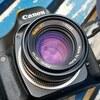 【レンズ沼216本目】ローライQBMマウントPlanar 50mm F1.8を入手。EOS 5Dとミラー干渉で残念