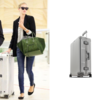 Rosie Huntington Whiteley x Rimowa Topas