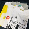 1枚500円!売上げの15%が寄付されるチャリティーTシャツを買う