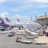 新千歳空港からハワイアン航空に乗ってみた!