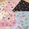 可愛くて大人気☆セリアのクチュールシリーズ、折り紙を買いました。