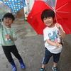 雨の日も楽しいね♪