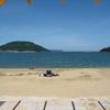 【佐賀県海水浴場】佐賀県唐津市西の浜海水浴場に行ってきました。