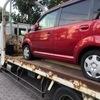 川口市から車検の切れたカギの無い故障車をレッカー車で廃車の引き取りしました。