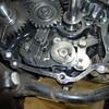 七郎(TS502) エンジン分解