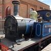 ロンドンから日帰りで行けるブルーベル鉄道で蒸気機関車の運転席に乗せてもらっちゃいました!