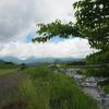日光キスゲ平へ「ニッコウキスゲ」を撮りに行って豪雨に見舞われる。