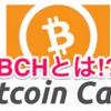 【気になる!仮想通貨の種類】ビットコインキャッシュ(BCH)