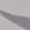 【人類滅亡の危機か!】旅客機から不思議な黒煙のような雲が撮影されたと話題に