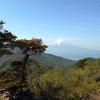 秀麗富嶽十二景 十二番山頂「本社ヶ丸・清八山」