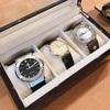 時計収納ボックス買った話。
