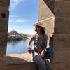 エジプトにやってきました。 ❷  イシス神殿    アブシンベル神殿