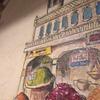 経堂の有名店ガラムマサラでイチゴに出会う