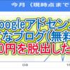 ついに発覚!グーグルアドセンスはてなブログ収益0円脱出法(2020年8月実績あり)