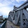 白鬚橋、ブレースドリブタイドアーチは斜め橋軸方向から見るのが(笑)
