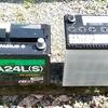 ロードスター nb 汎用バッテリーへ交換