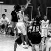 バスケ・ミニバス写真館57 一眼レフで撮影したバスケットボール試合の写真