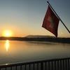 2020/11/16 ほぼ平坦なコースでアクティブレスト / [世界の風景写真] レマン湖(ジュネーブ湖)