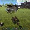 ARK:Survival Evolved ギガノトサウルスをテイム