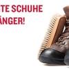 Gepflegte Schuhe leben langer! ~よく整備された靴は長生きする!~