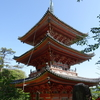 向上寺 三重塔