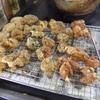 幸運な病のレシピ( 1991 )昼:鶏唐揚、カボチャ天、ホタテフライ、シャービン揚