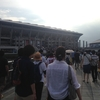BUMP OF CHICKENのライブ@日産スタジアムに行ってきました