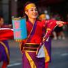 11:第50回善通寺まつり、総踊り大会写真@ゆうゆうロード(7月24日)