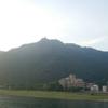 金華山をトレイルランニング
