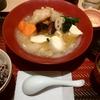 大戸屋「すけそう鱈と野菜の生姜みぞれあん定食」