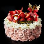 【2019年版】東京の人気ケーキ店が大集合!おすすめのクリスマスケーキが予約できるケーキ屋さん34選