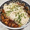 酸辣湯麺 in バンコク