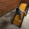 子供が遊ぶ屋外すべり台をDIYで制作してみる!完成編