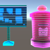 【Unity】ホログラムのシェーダを実装する
