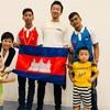 ホームステイ from Cambodia