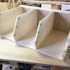 【DIY】見える収納!フラワーアレンジメント用ストレージBOXをDIY その2