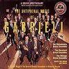 『 THE  ANTIPHONAL  MUSIC  OF  GABRIELI (ガブリエリの饗宴) 』