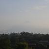 ジョグジャカルタ 朝食 ムラピ山を見ながら 2018ボロブドゥール その5